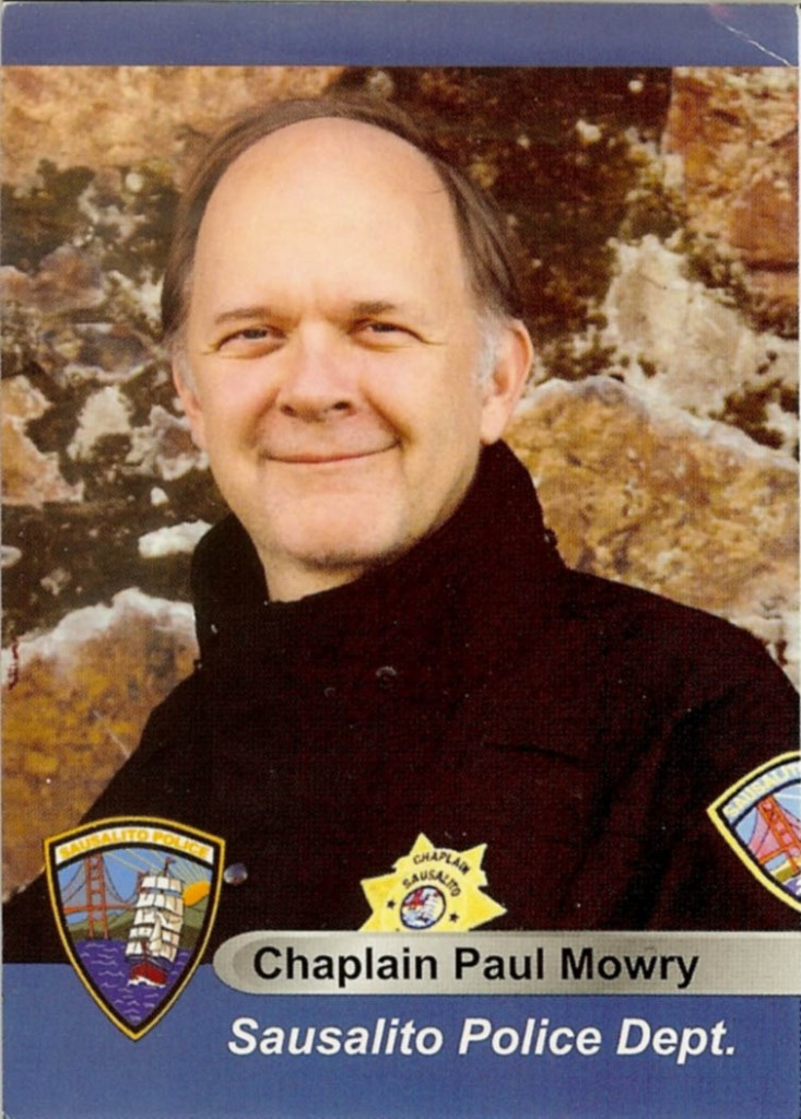 Paul Chaplain card