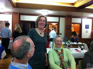 Seder Lynn and Janice