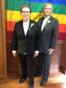 Judith and Sharon Lambtona
