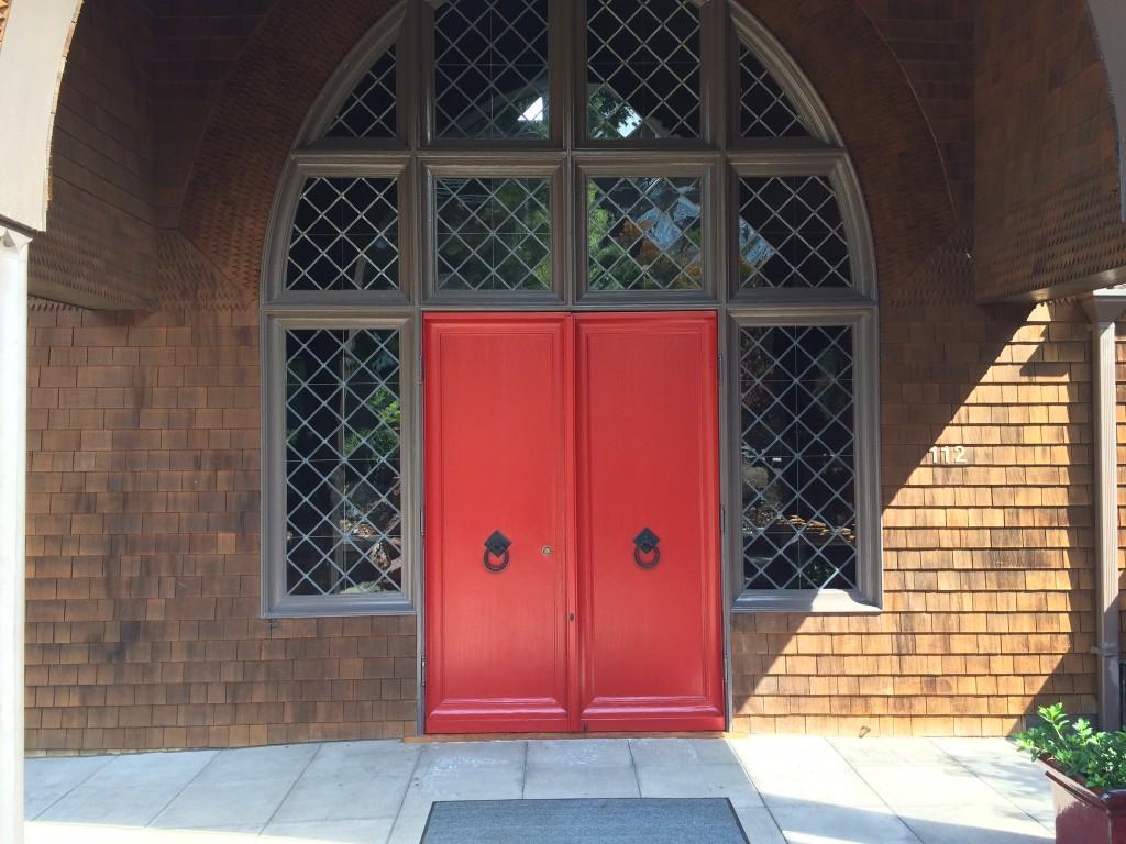 SPC Newly painted doors, MG