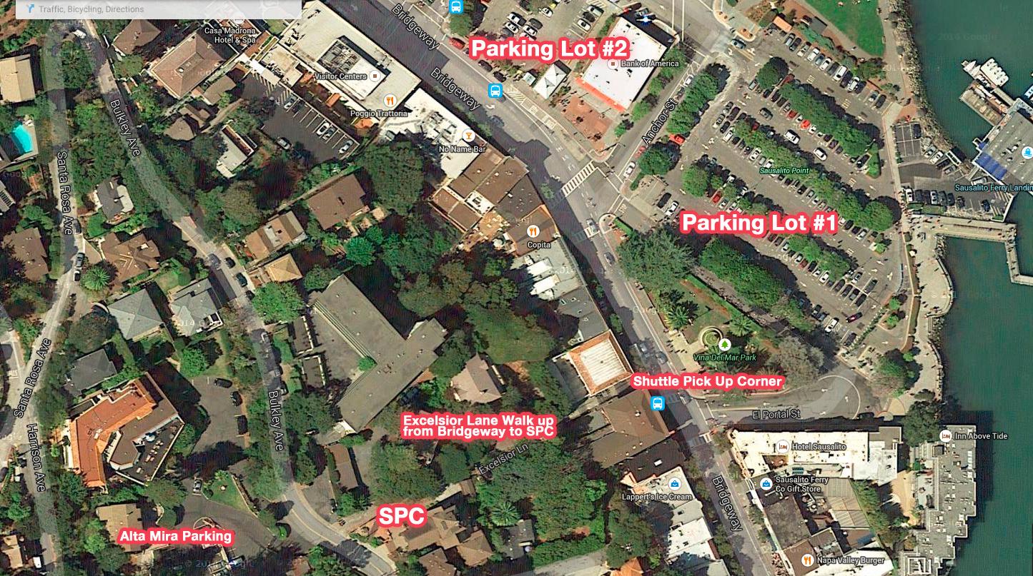 Satellite Map SPC