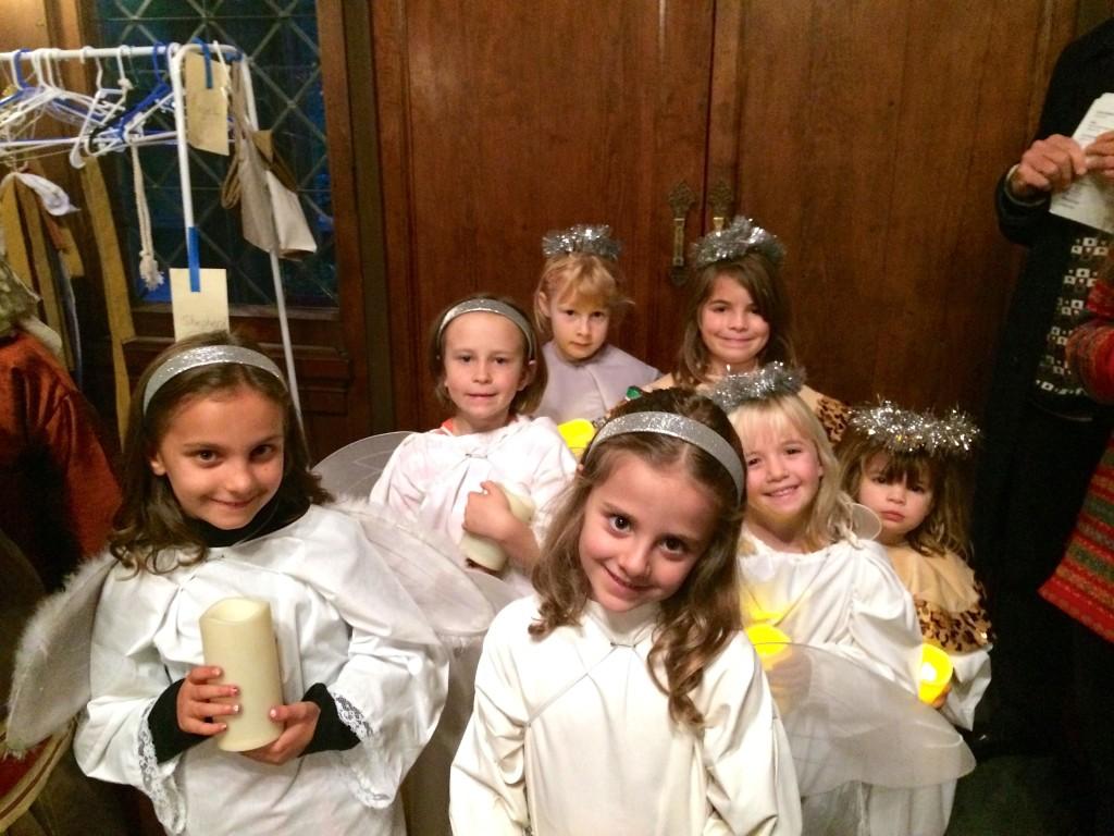 Christmas Family Service 2015 Janice 3