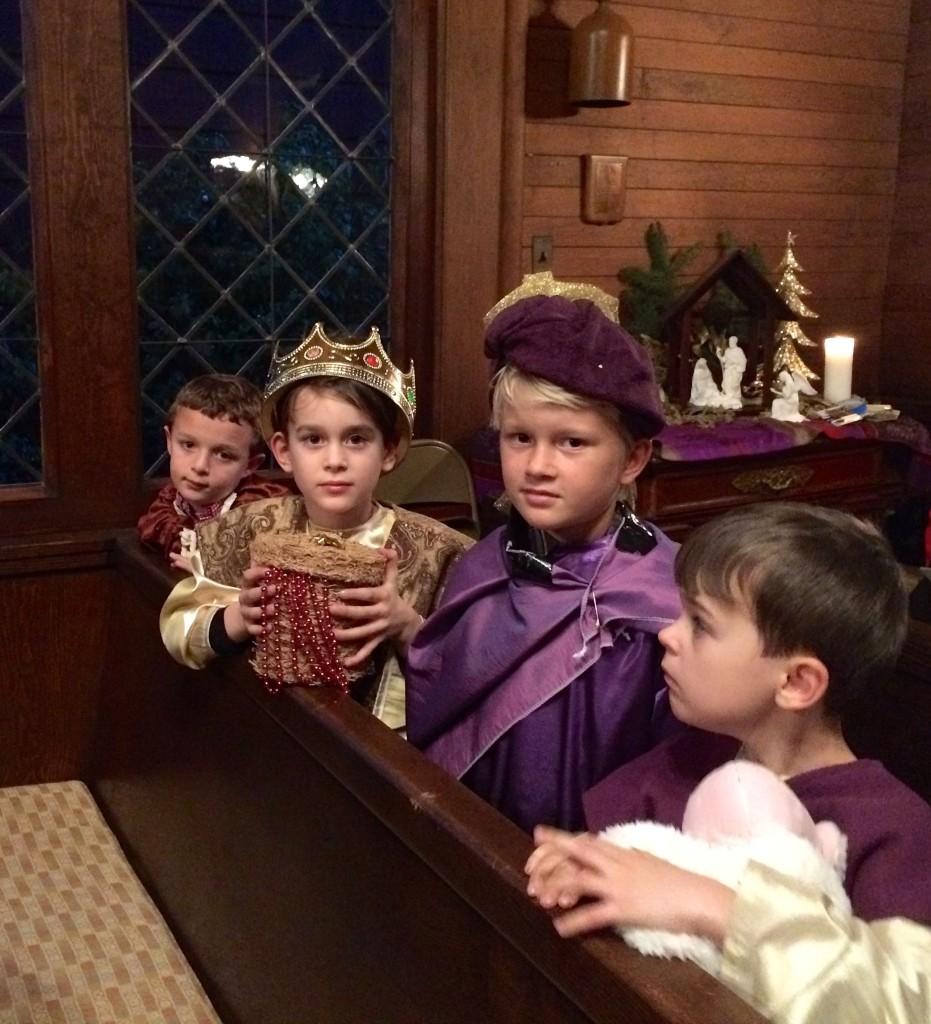 Christmas Family Service 2015 Janice 4