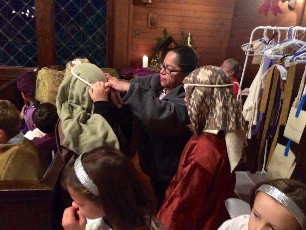 Christmas Family Service 2015 Janice 5