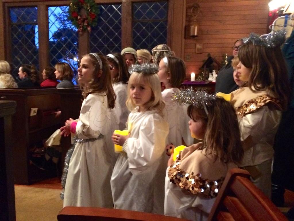 Christmas Family Service 2015 Janice 7