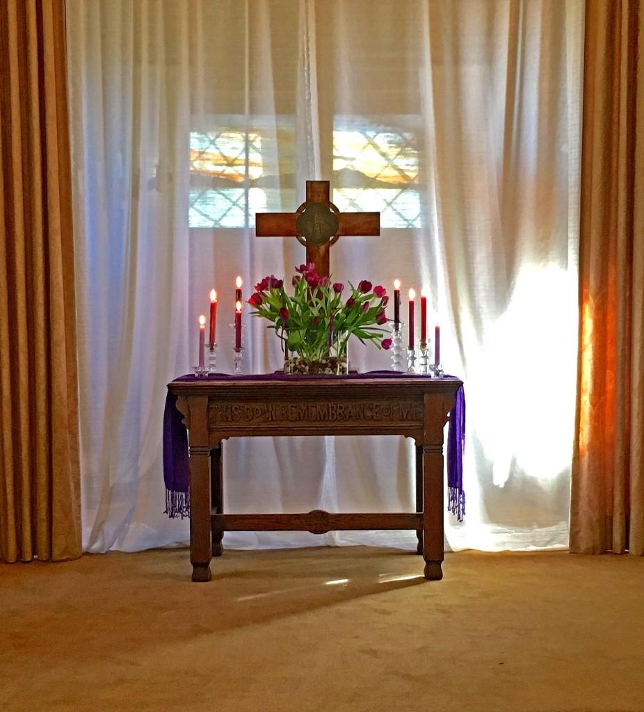 Altar Mary Grogan 2 Mar 12 2017 PS iPhoto