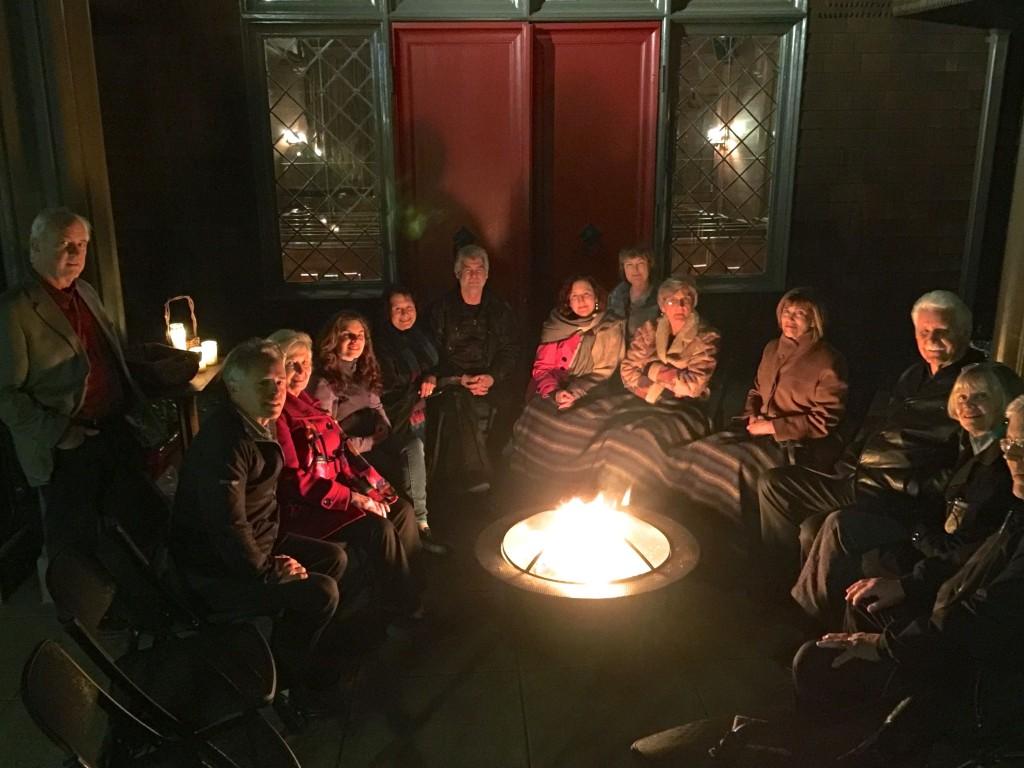 Ash Wed Flaming Heart 2017