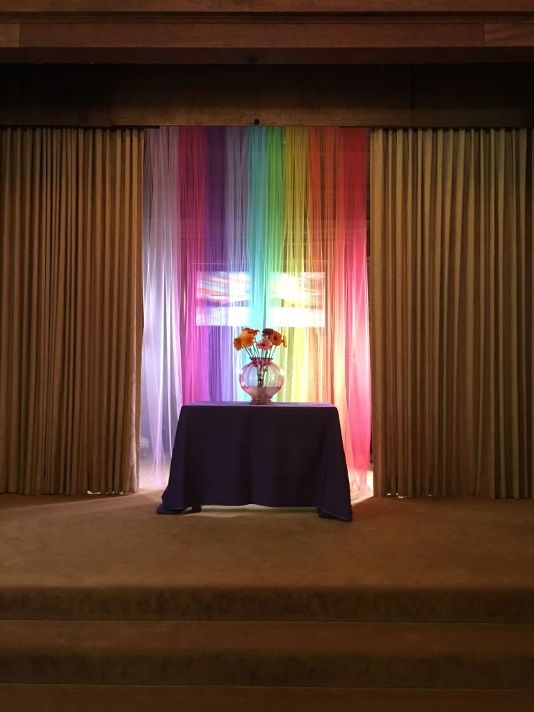 Pride 2017 Lovely chancel light IMG_2611