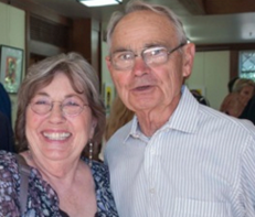 Carole and Don Jehling in Fellowship