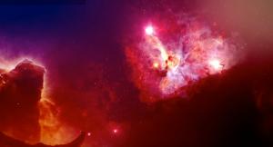 Lightshow Nebulas