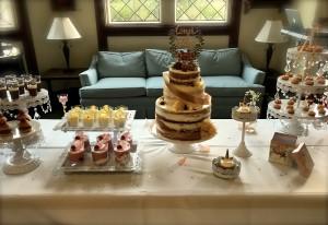 Shirley Wedding Reception Lovely