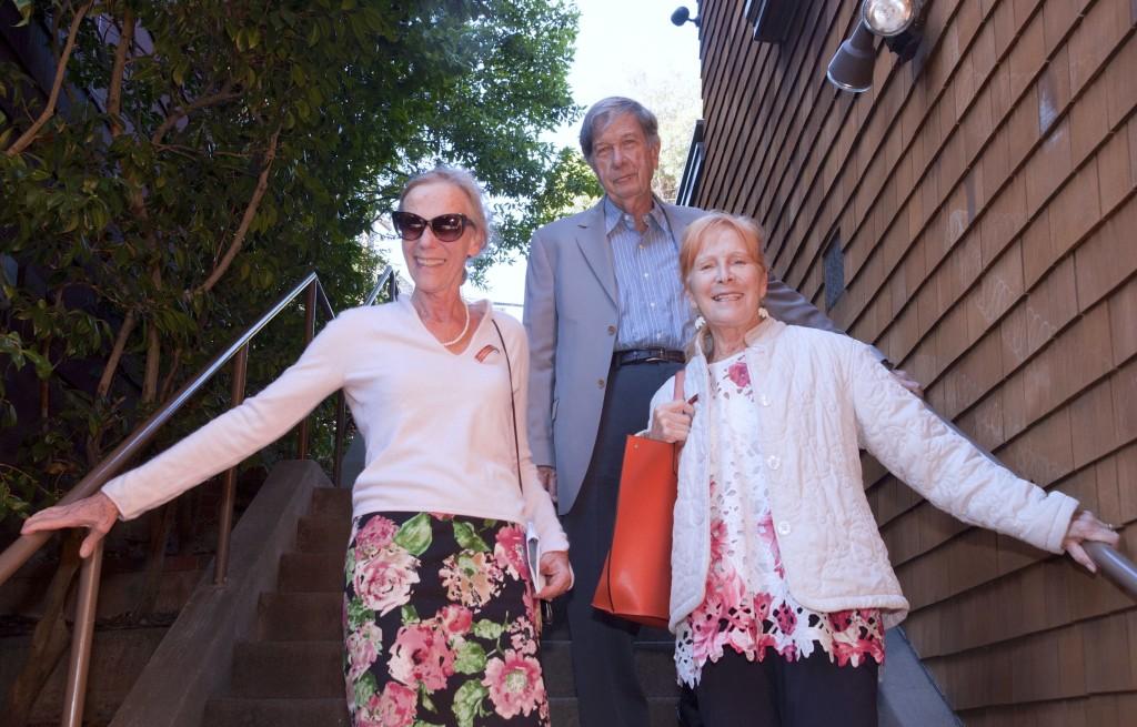 3 on stairs Kirking - 63