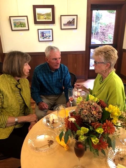 Barbara, Dennis, Jean